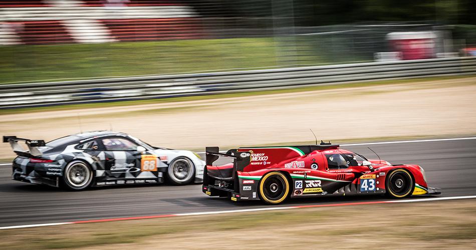 Porsche se queda también con el FP3 en Nürburgring