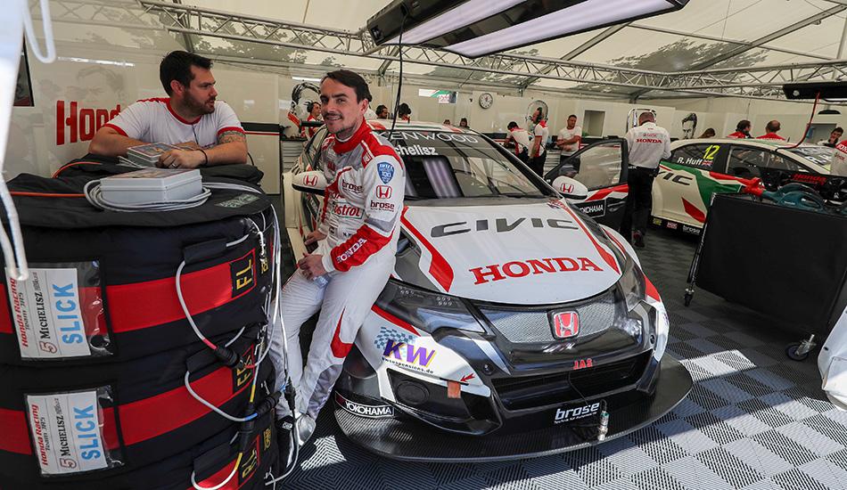 Honda listo para luchar por la victoria en Termas