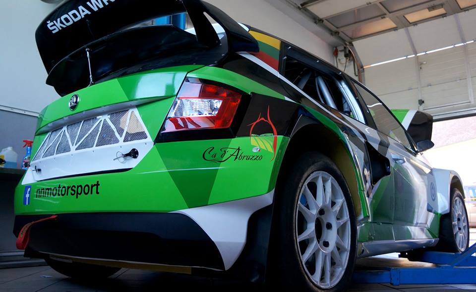 NN Motorsport presenta su Skoda Fabia