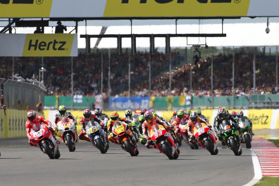 Moto GP: 6 puntos claves del circuito de Silverstone