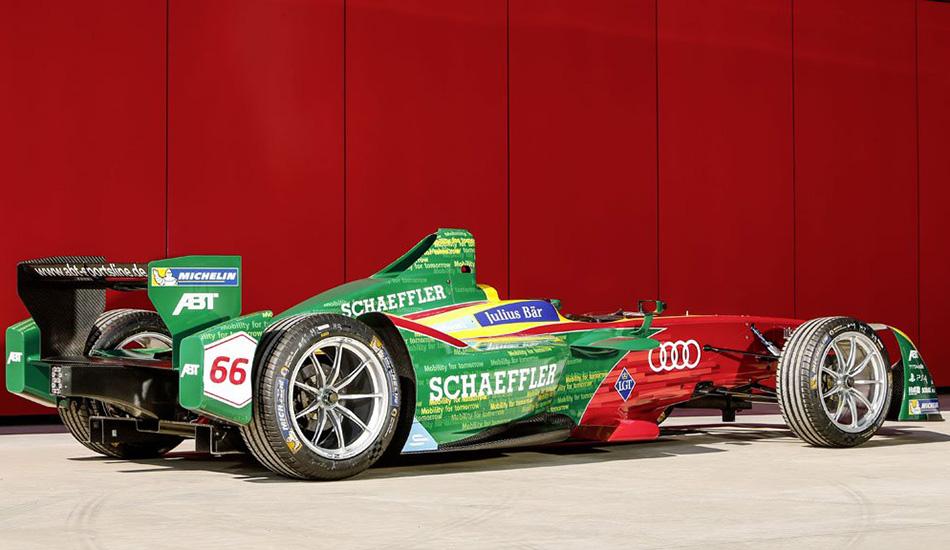 Audi participará en la Fórmula E con un programa oficial