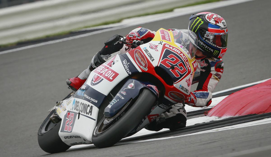 Moto2: Sam Lowes culmina su dominio en los entrenos con la pole