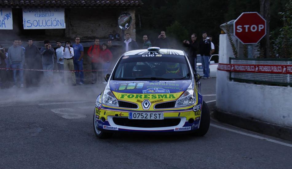 El Nacional de Asfalto vuelve con el Rally Princesa de Asturias