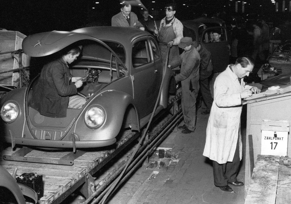 Volkswagen historia breve