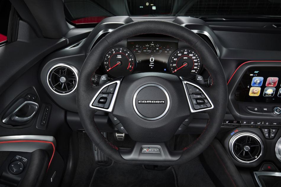 Más potencia para el Camaro ZL1