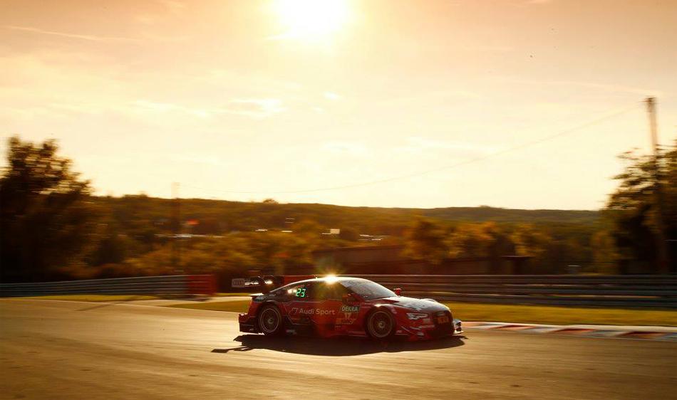 Edo Mortara obtiene la 'pole' del sábado en el festival de Audi