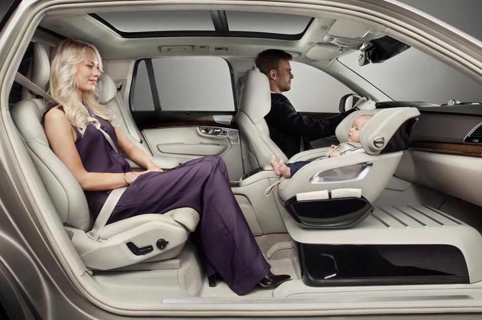 Volvo XC90, lujo y confort