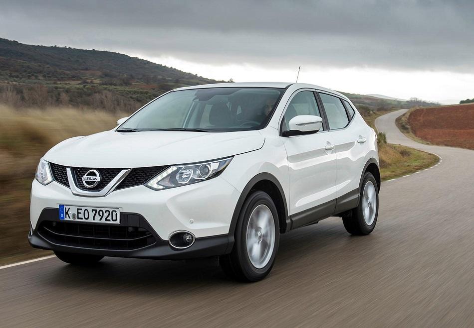 Nissan y su reino de crossovers