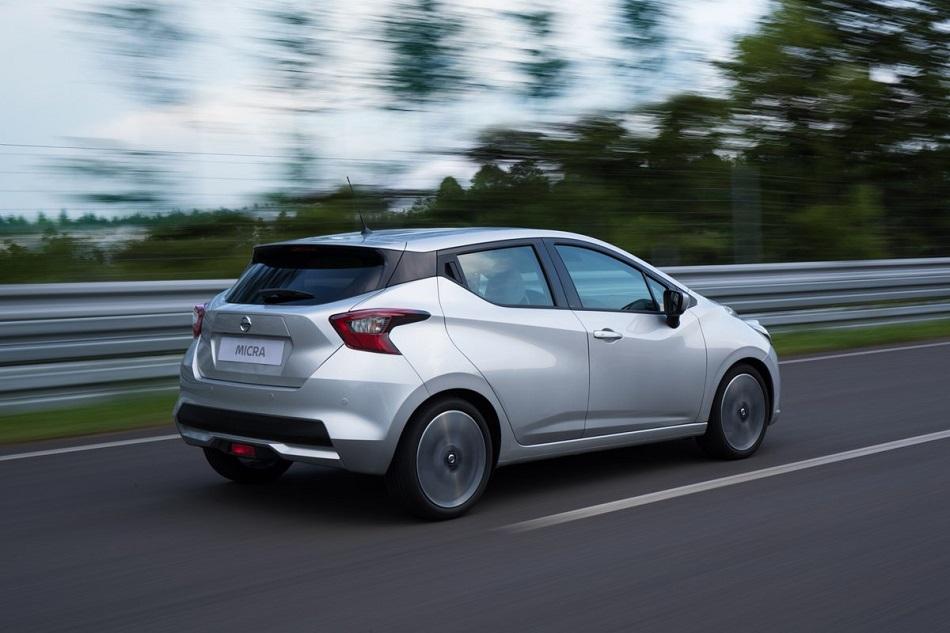 Salón de París: Nissan presenta el nuevo Micra
