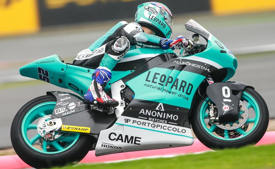 Moto2: Dominique Aegerter, al Leopard Racing en 2017
