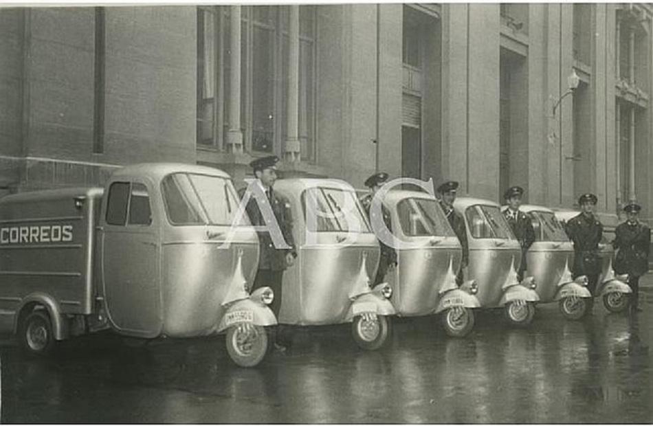 VespaCar, la historia del triciclo motorizado