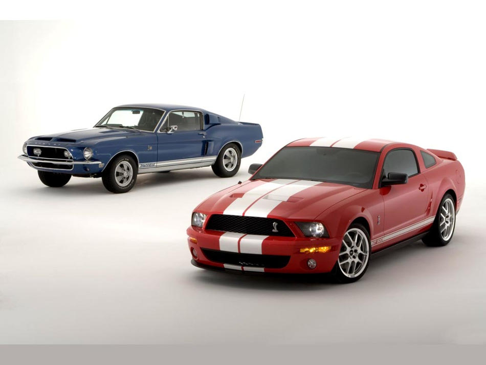 Un breve repaso por la historia del Mustang