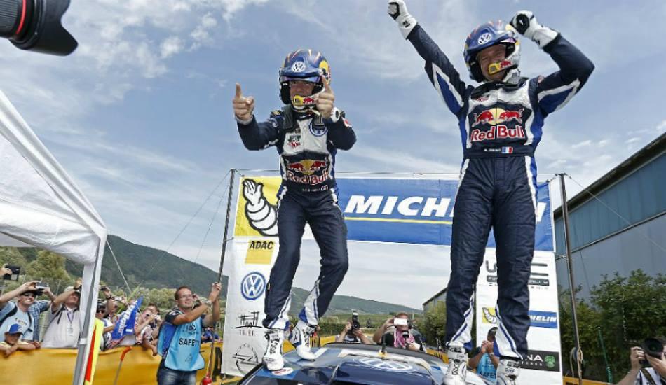 Sébastien Ogier ya es tetracampeón del mundo