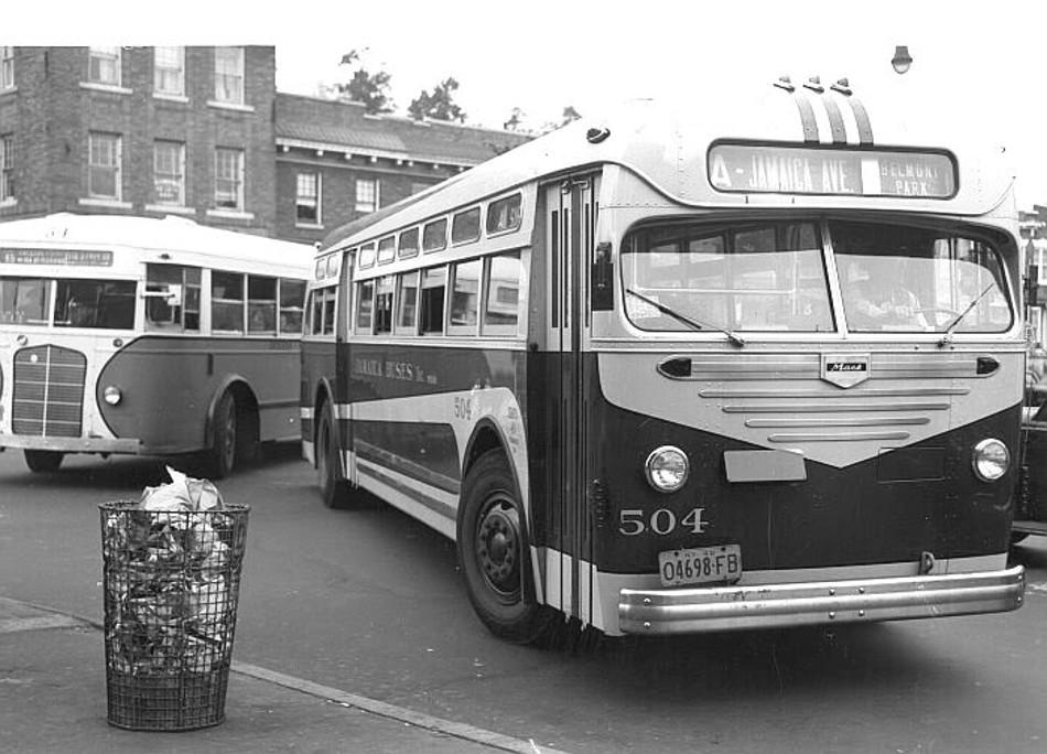 autobús historia