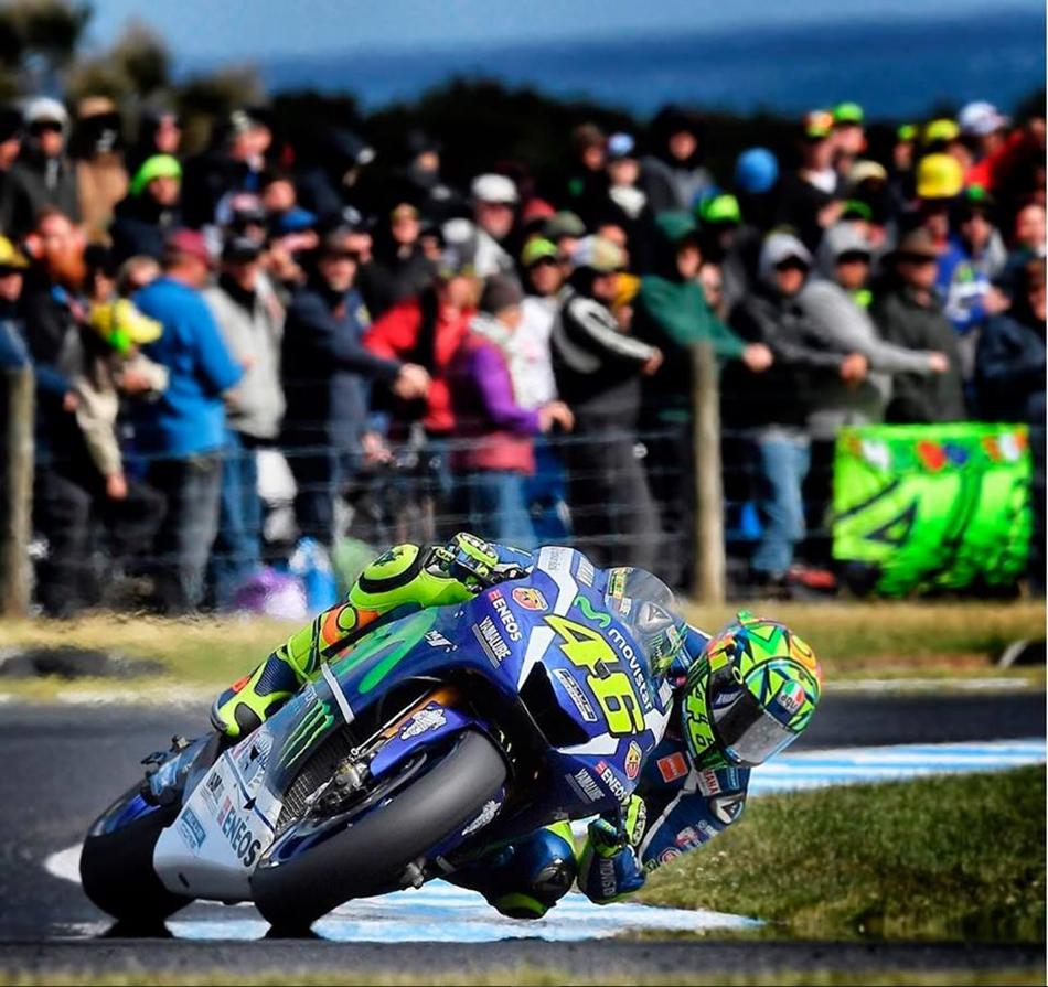 Rossi contra los fantasmas del pasado