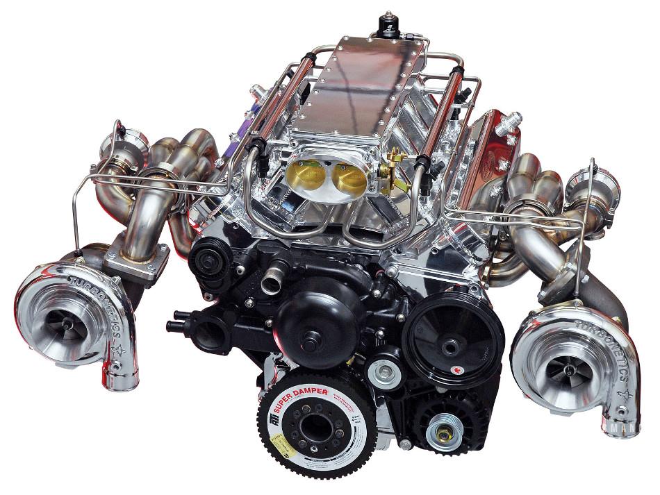 Los motores biturbo
