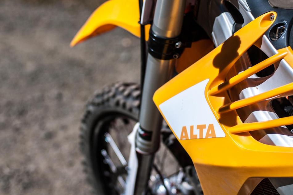 La Redshift de Alta Motors revoluciona la competición