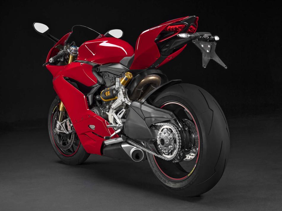 La Ducati Panigale 1299, lista para los más exigentes