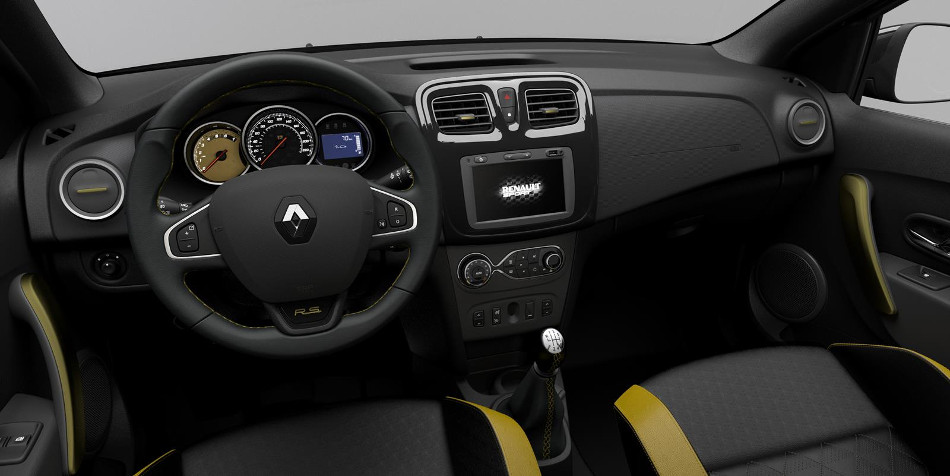 renault sandero rs grand prix 2017 motor y racing. Black Bedroom Furniture Sets. Home Design Ideas