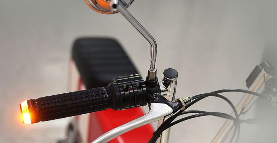 Motochimp, la moto eléctrica