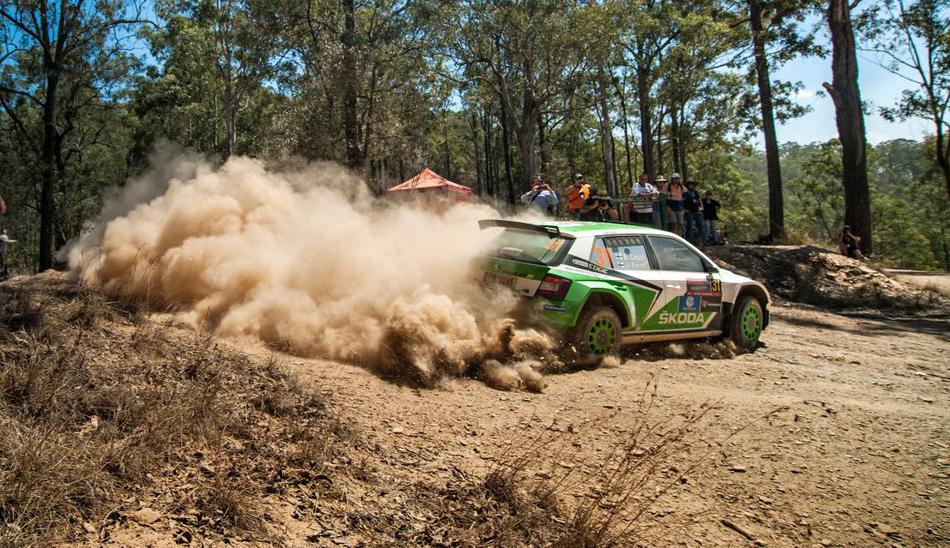 Esapekka Lappi se alza con el título en el WRC 2