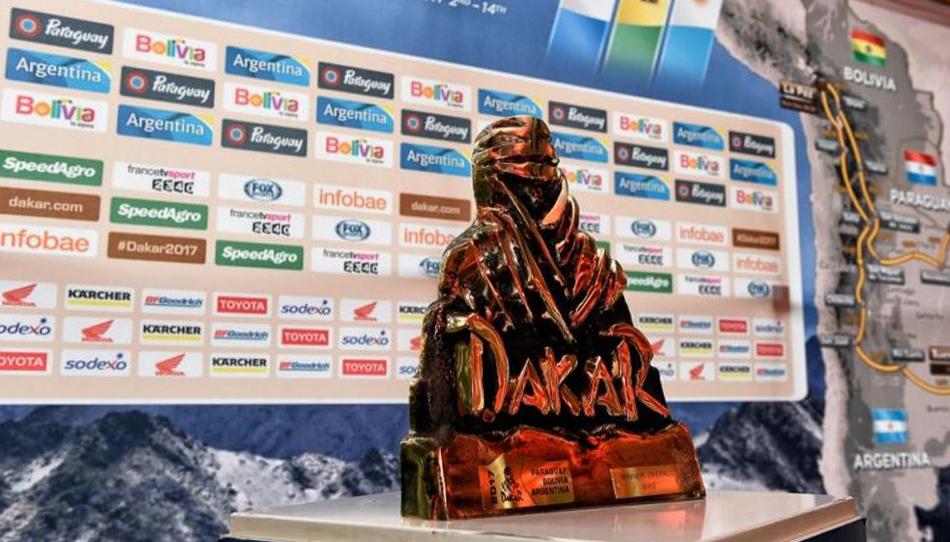 """Recorrido del Dakar 2017, """"el más duro que se haya hecho en Sudamérica"""""""