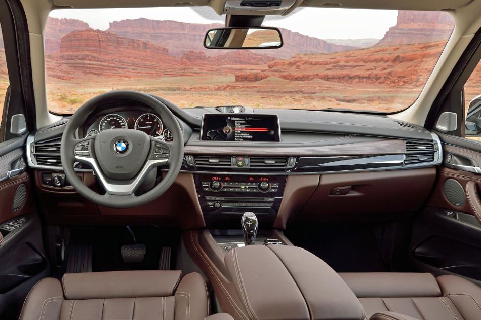 Llegó el BMW X5 2017 versión diesel