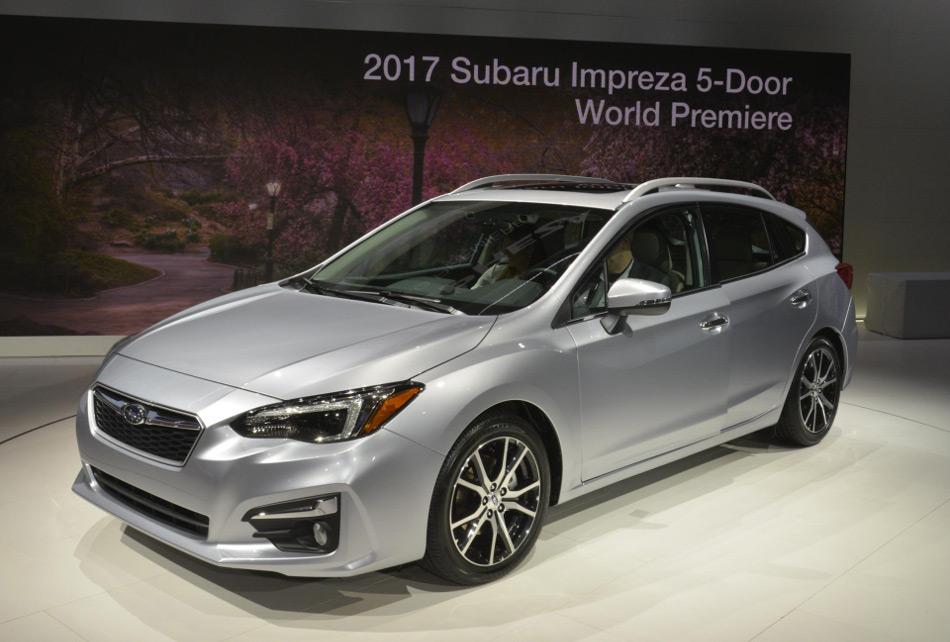 Descubre el increíble Subaru Impreza 2017