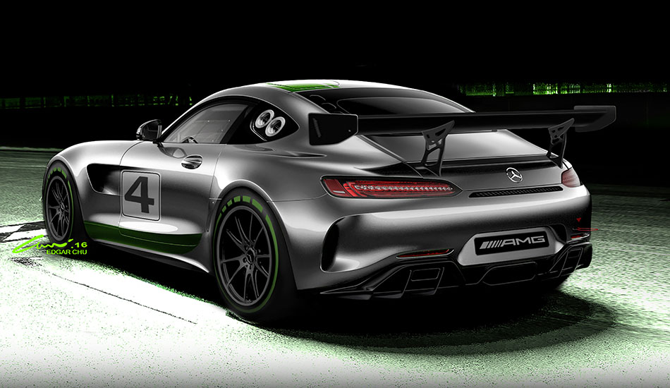 Mercedes desarrollará un coche para GT4
