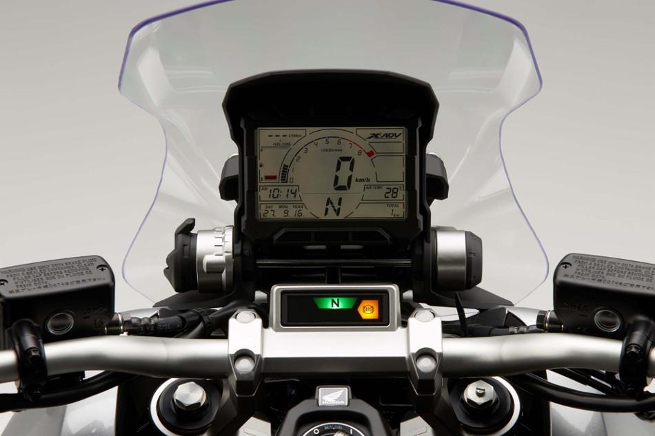 Honda presentó el X ADV, el scooter tipo enduro