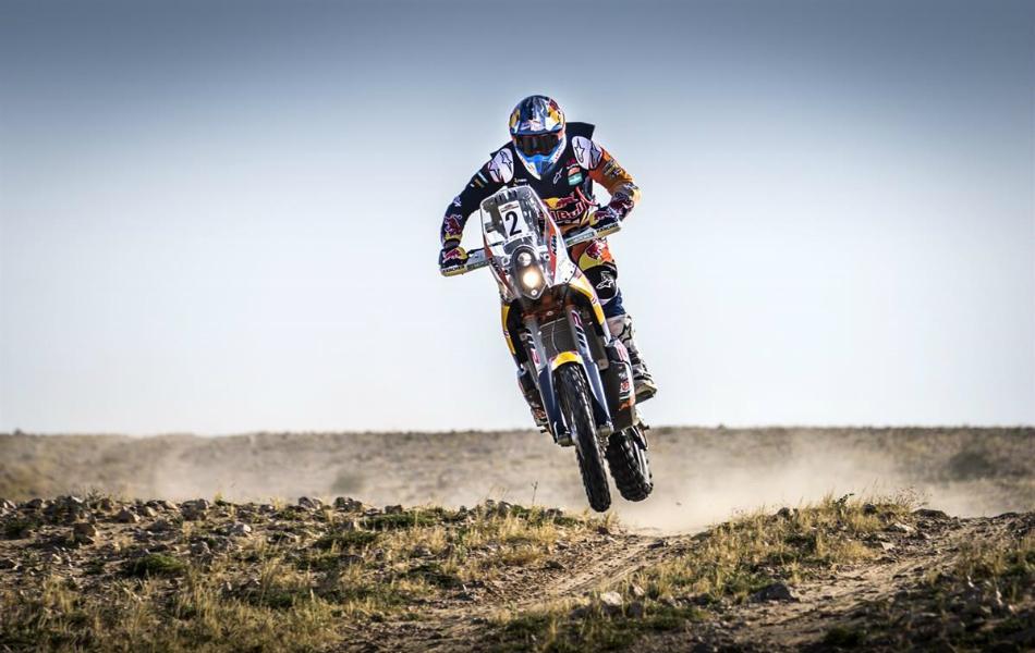 Motos | Favoritos Dakar 2017: Sam Sunderland, a buscar la vencida