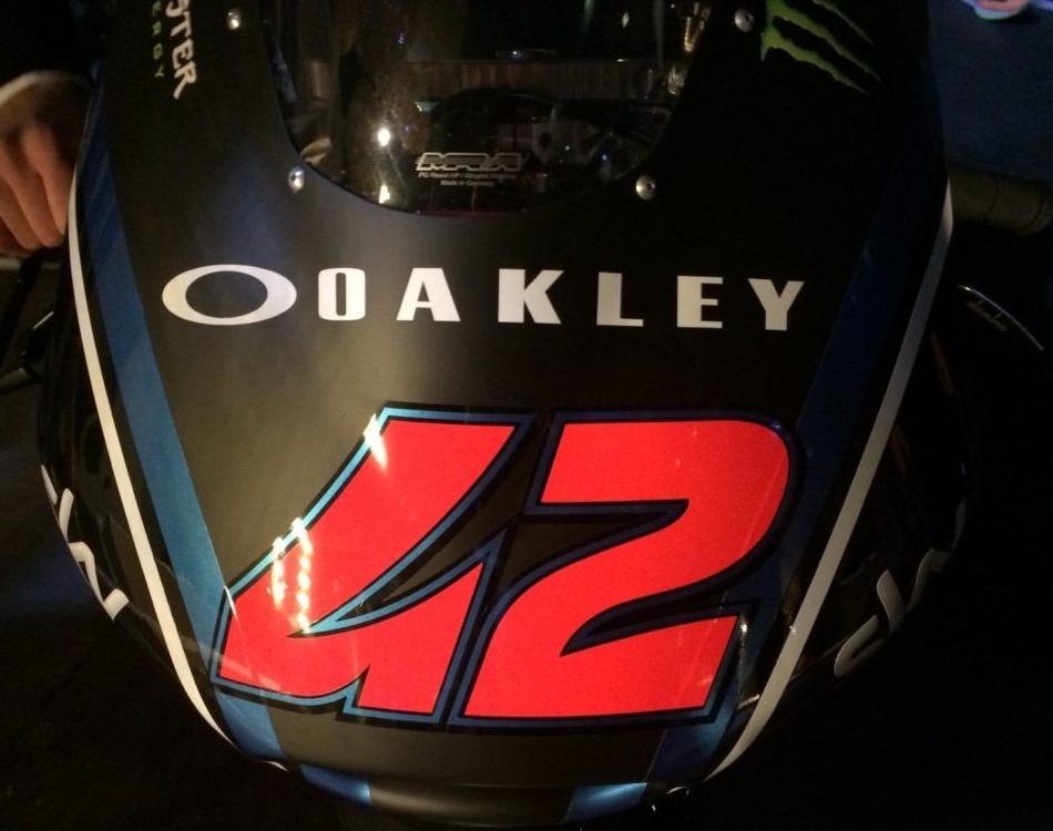 Las motos del Sky Racing para 2017