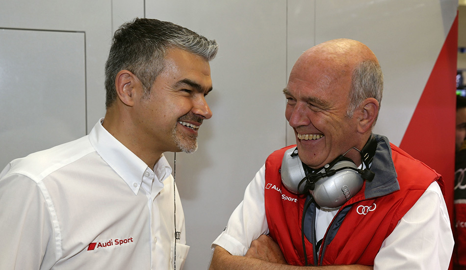 Dieter Gass es el nuevo director de Audi Sport