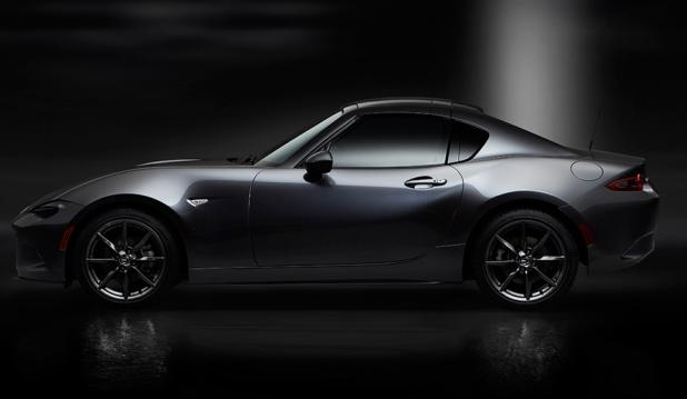 Mazda lanza el MX 5 Nappa Edition