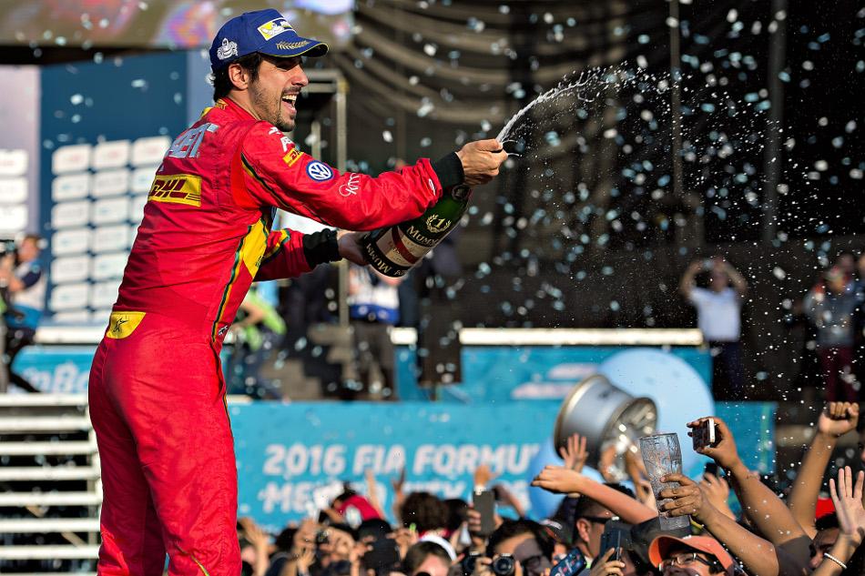 La Fórmula E hará sentir su peso
