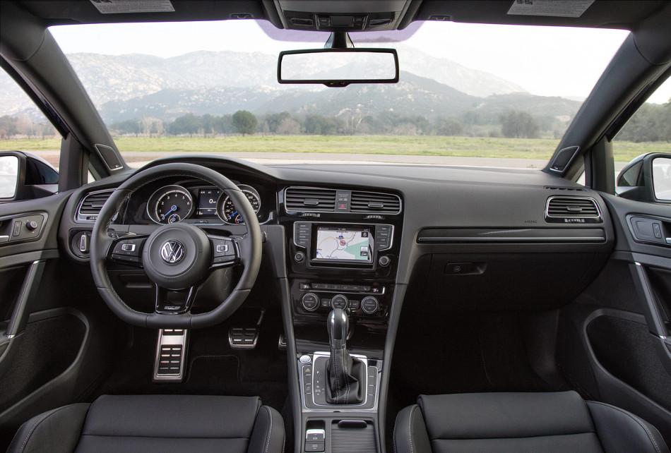 Ya está aquí el Volkswagen Golf R 2017