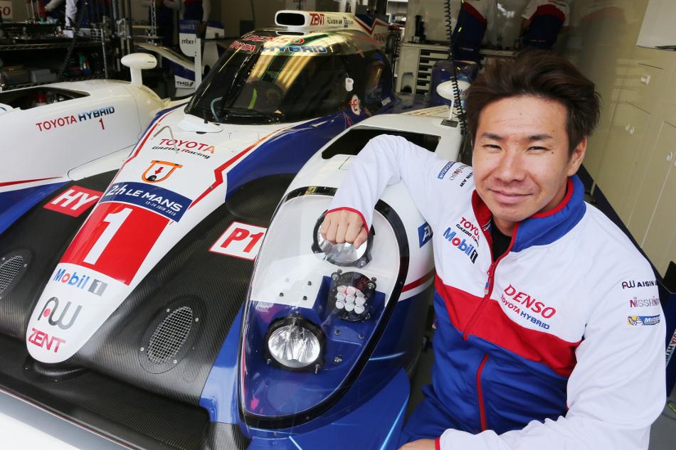 Kamui Kobayashi interesado en la Fórmula E