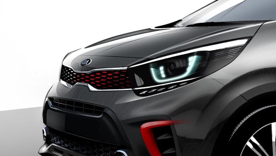 El nuevo Kia Picanto 2017 con un toque más atrevido