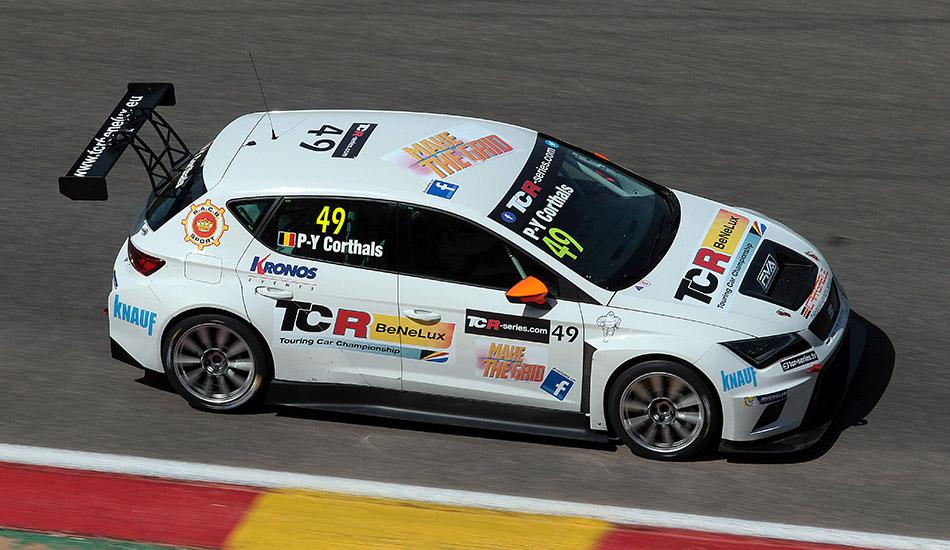 Adria albergará el Trofeo Europeo de las TCR en 2017