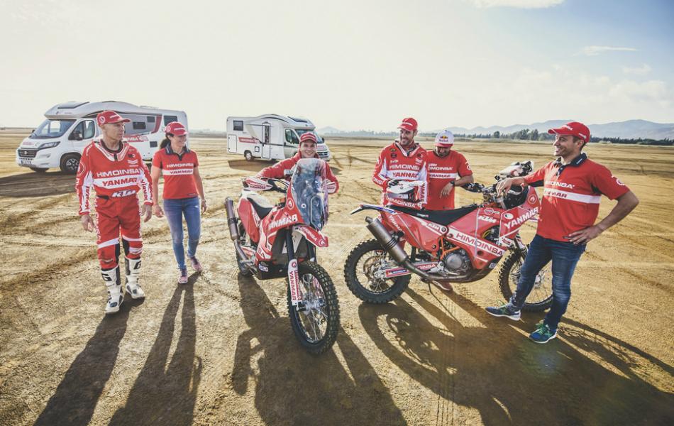 Dakar 2017: 38 sueños españoles se citan en Asunción