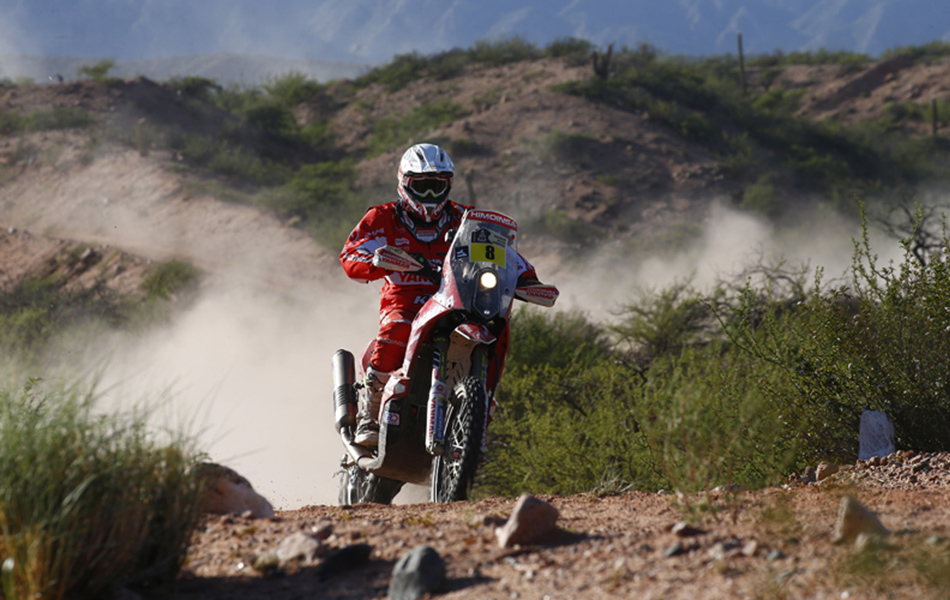 Motos | Barreda ataca el Dakar