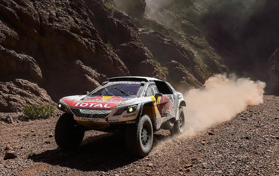 Coches | Día redondo para Peugeot