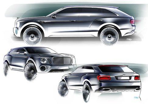 Pekín se convierte en la segunda oportunidad para el SUV de Bentley