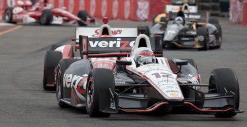 Will Power gana en una accidentada carrera en Brasil