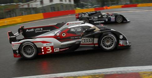 El Audi R18 ultra de Duval, Gené y Dumas gana en Spa