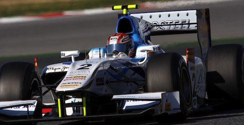 Josef Kral vuelve con Addax y Víctor Guerin se estrena con Ocean en GP2