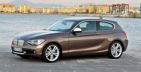 La nueva Serie 1 de BMW de tres puertas incluye al nuevo M135i