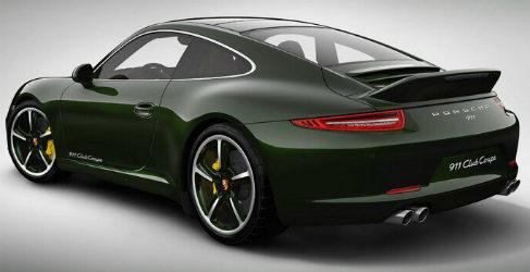 Porsche ofrece un 911 991 conmemorativo