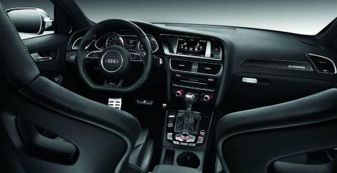 Audi RS4 a la venta en otoño