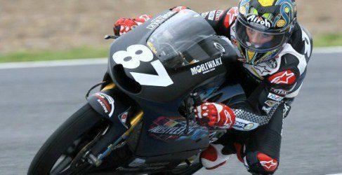 Remy Gardner regresa a Moto3 y al CEV en Montmeló